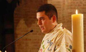 Don Gabriele Micci sarà ordinato presbitero, nella Cattedrale di Fano, dal vescovo Mons. Trasarti sabato 15 settembre alle ore 20.30. Don Gabriele celebrerà la sua prima Messa domenica 16 settembre, alle ore 11, nella basilica di San Lorenzo in Campo.