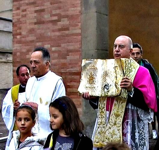 Folla per le reliquie di giovanni paolo ii il nuovo amico for Marini arredamenti sant angelo in vado