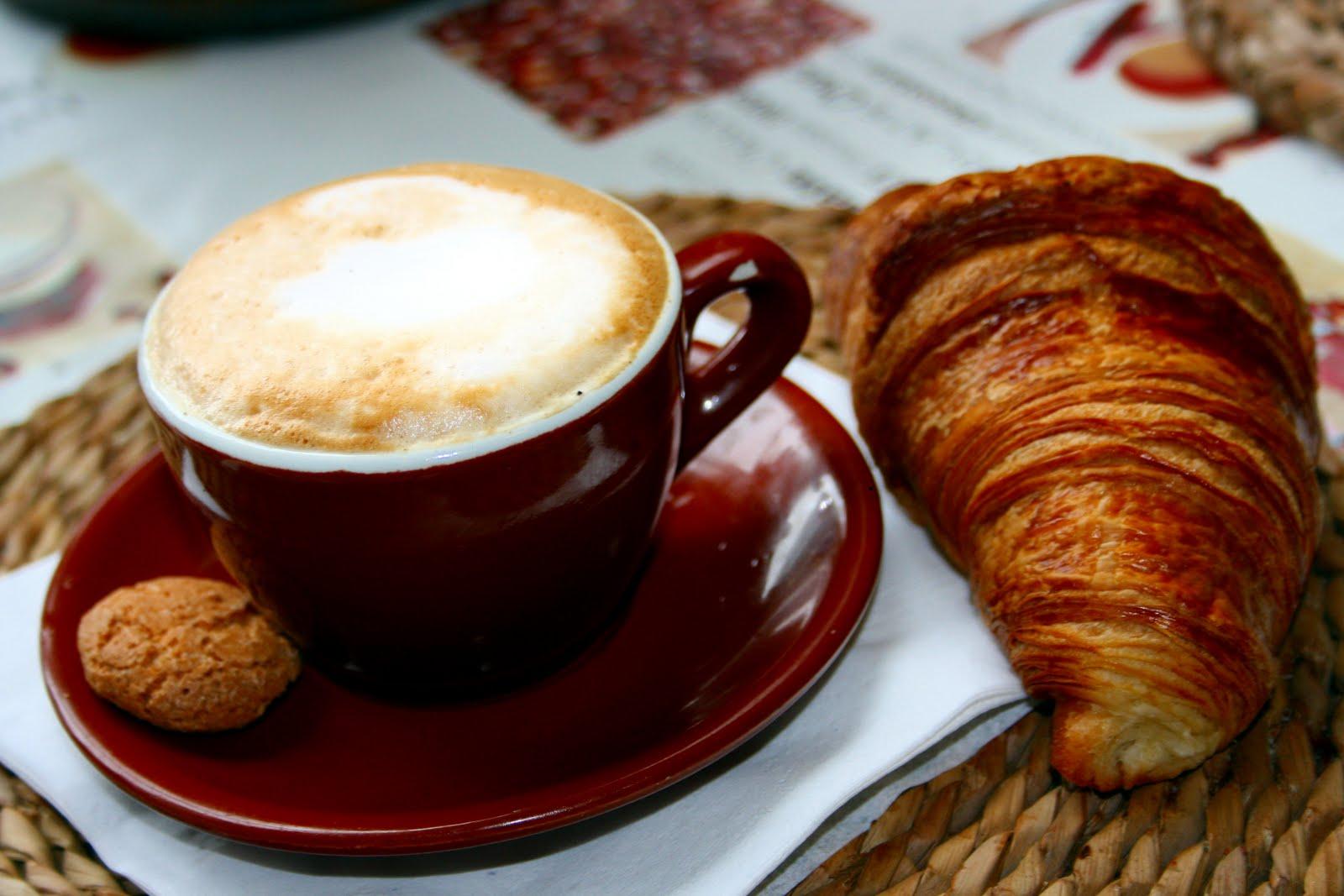 Lo sciopero del cappuccino il nuovo amico for Buongiorno con colazione