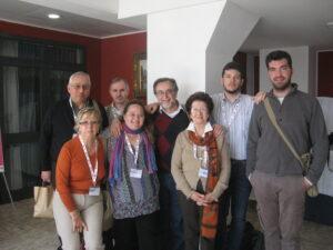 Gli operatori di Caritas Pwsaro Fano Urbino