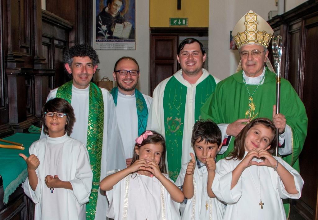 Novilara, Villagrande e S. Agostino cambiano parroco   Il ...