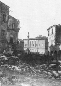 Bombardamento Urbania 1